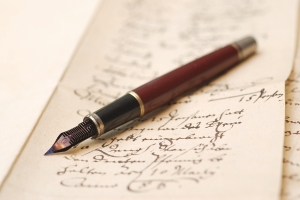 Make time to write every day even if it's just for a few minutes! Feed your soul!