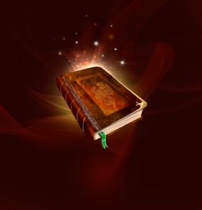Magic Book!