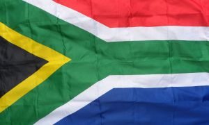 The South African Flag